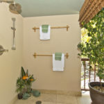 Hula Suite Outdoor Shower